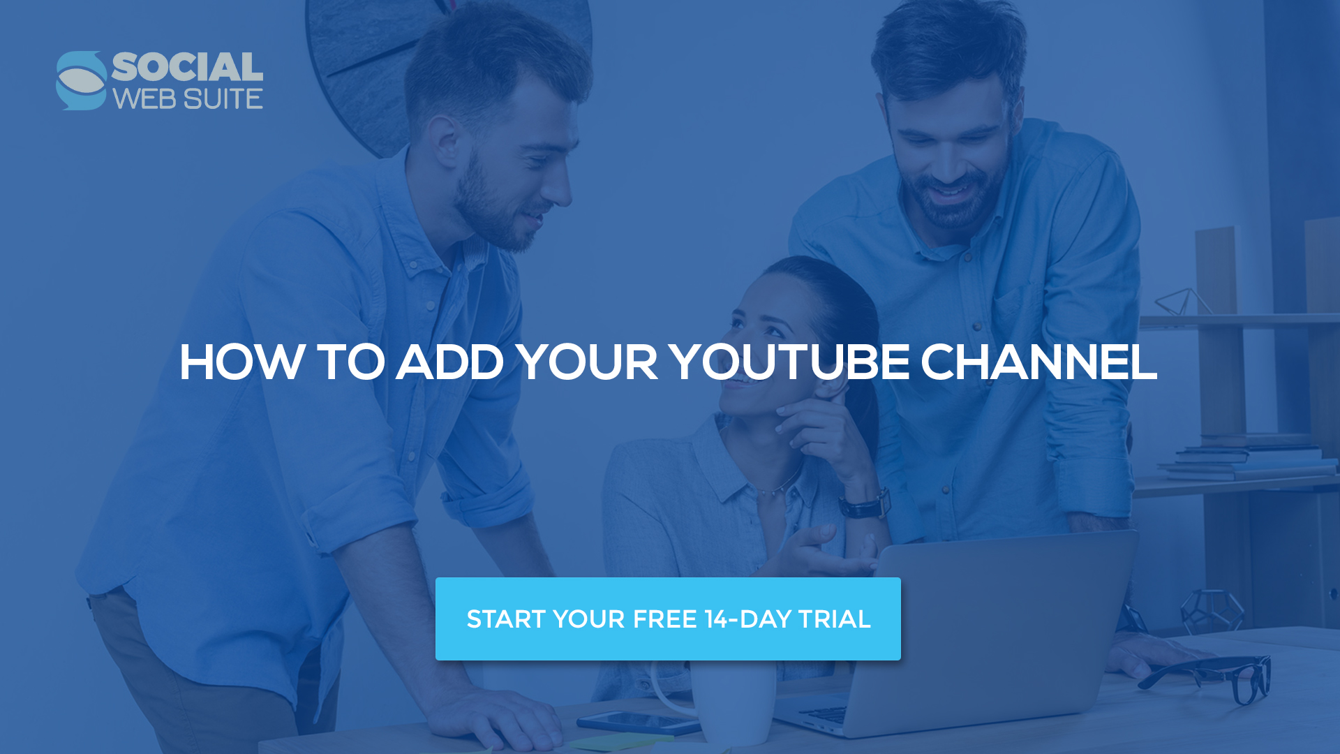 How to add your YouTube channel thumbnail