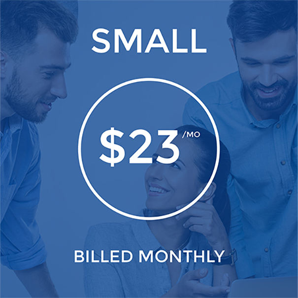 Small - Monthly