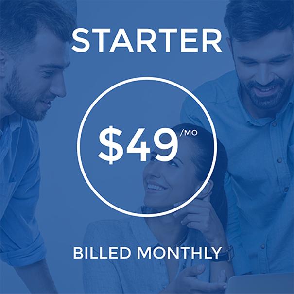 Starter - Monthly