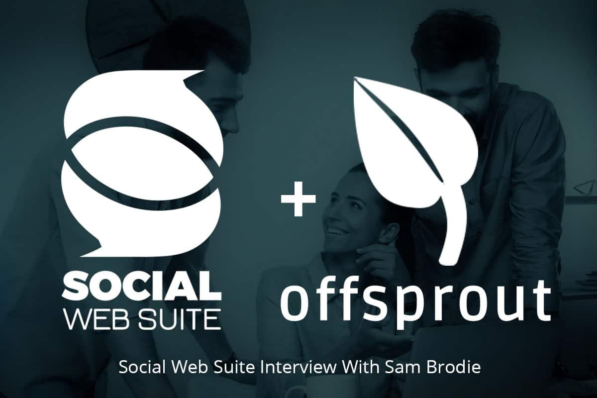 Social Web Suite and Offsprout